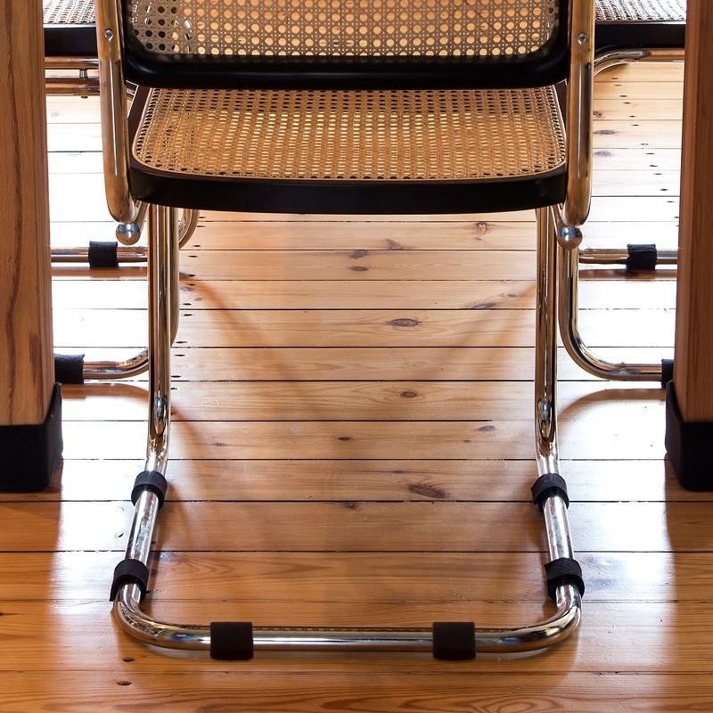 filzgleiter f r freischwinger im 6 er set. Black Bedroom Furniture Sets. Home Design Ideas